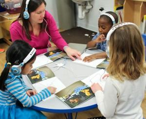 Story Friends Classroom
