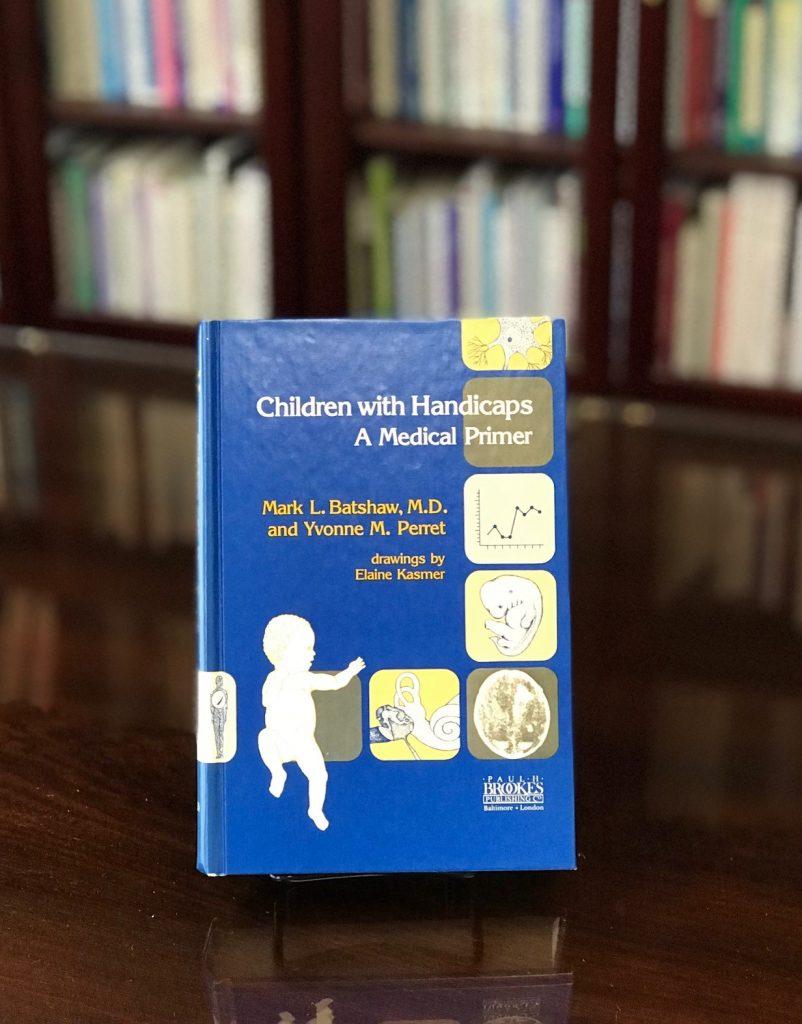 Children with Handicaps A Medical Primer