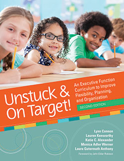 Brookes Publishing: Unstuck and On Target!, Second Edition