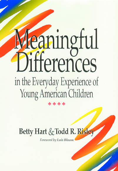 Meaningful Differences identifies the word gap
