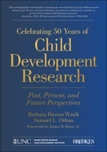 Celebrating 50 Years of Child Development Research cover image