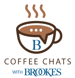 Brookes Coffee Chat logo