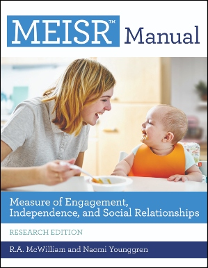 Measure of Engagement, Independence, and Social Relationships (MEISR™) Set, Research Edition