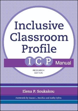 The Inclusive Classroom Profile (ICP™) Set, Research Edition