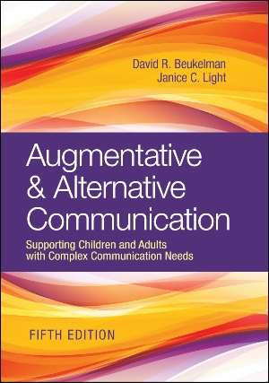 Augmentative and Alternative Communication, Fifth Edition