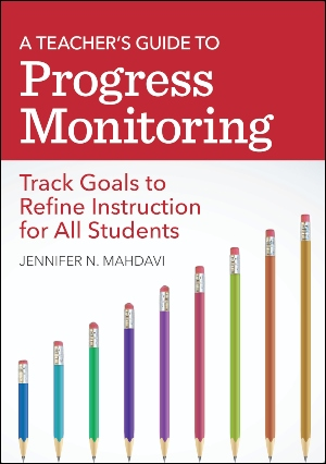 A Teacher's Guide to Progress Monitoring book image