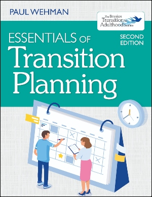 Essentials of Transition Planning, Second Edition cover image