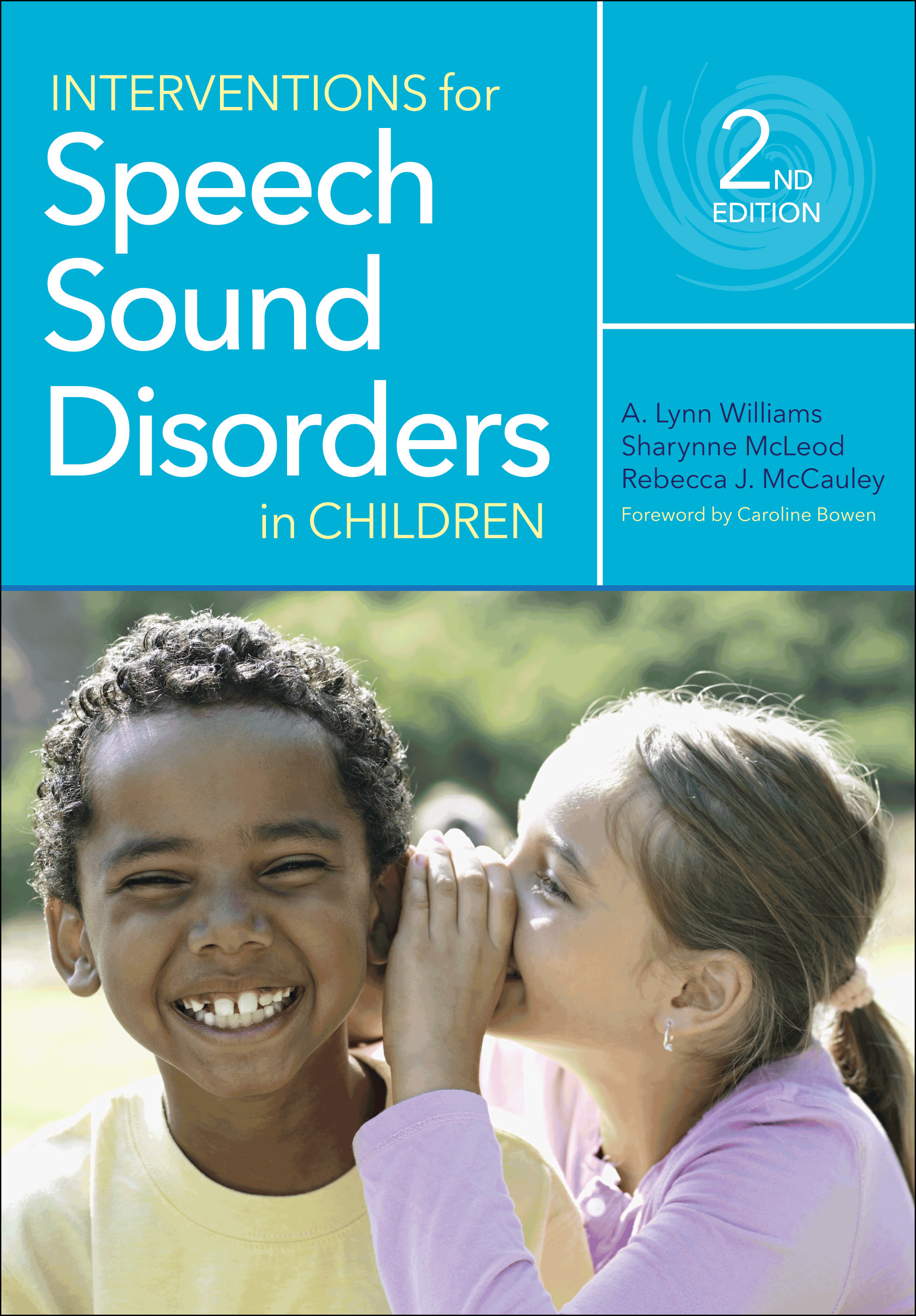 Interventions for Speech Sound Disorders in Children, Second Edition