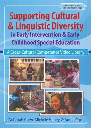Supporting Cultural and Linguistic Diversity in Early Intervention and Early Childhood Special Education