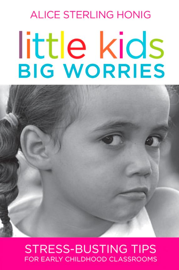 Little Kids Big Worries
